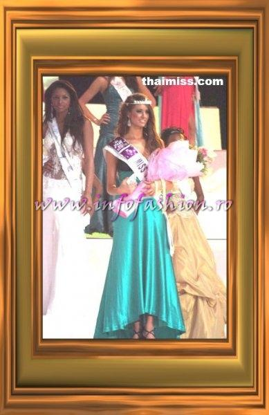 Australia, Amy Jane Sutton, Oceania & Islands Continental Queens of Beauty, crowned Miss Best SWIMSUIT