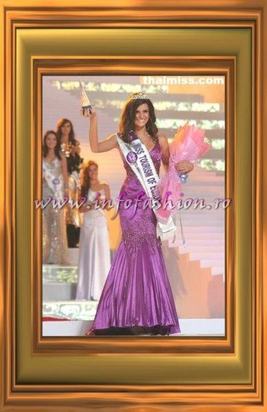 Bosnia & Herzegovina, Minelaa Trnovac, Europe Continental Queens of Beauty 2007