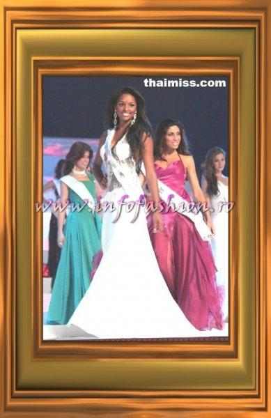 Brazil Vanessa Regina de Jesus Miss Photogenic at Miss Tourism Queen Intl 2007