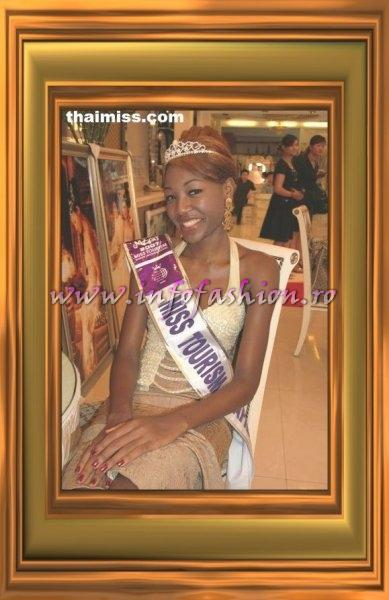 Cameroon, Marthe Nathalie Houag, Africa Continental Queens of Beauty