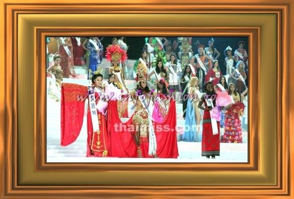 ERM 2007 Grand Final Miss Tourism Queen International in China