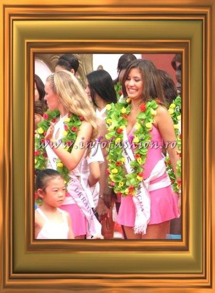 2007 July 26-Miss Tourism Queen International Visit to Anyang
