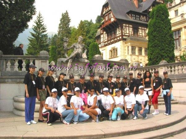 Photo shooting la Castelul Peles Sinaia