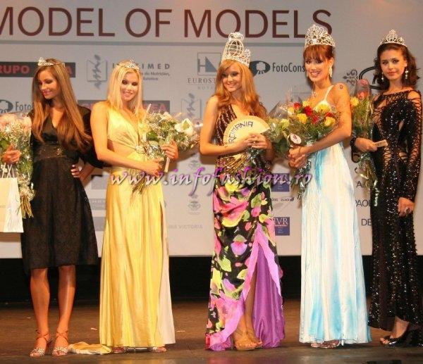 Cristina_Fedorca 2007 Romania, Winner Model of Models in Spain by Platinum Ag InfoFashion