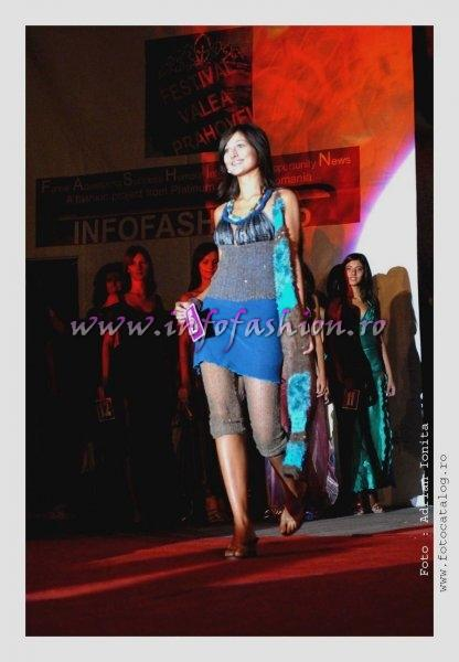 Cristiana_Terecoasa 2007 dupa Festival Valea Prahovei la Miss All Nations 2010 prin Platinum Ag InfoFashion