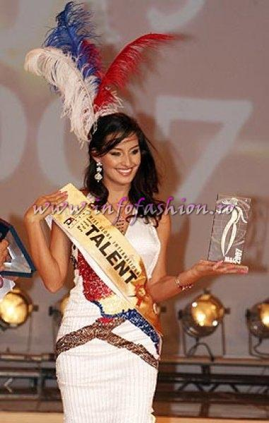 Brazil, Helen Cristina Alves Da Silva, Miss Talent Miss Globe International Albania 2007