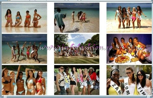 Seychelles_2007 Island 13 OCT. Miss Intercontinental WBO Group Photos Selections
