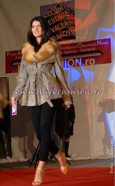 Langellotti Blanuri la Miss Beauty and Fashion Festival Valea Prahovei 2007