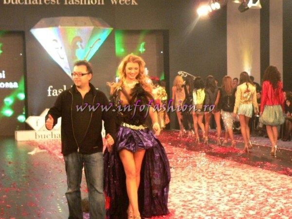 B_&_ Designeri World Fashion Rossi Barbarossa invitat special Turcia la Bucharest Fashion Week (pow. Infofashion Platinum Agency)