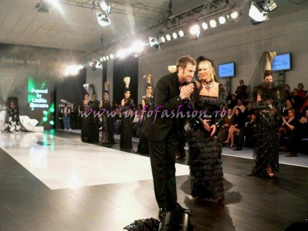B_&_Designeri_Catalin Botezatu Haute Couture `Funeral` la Bucharest Fashion Week NOV. (pow. Infofashion Platinum Agency)