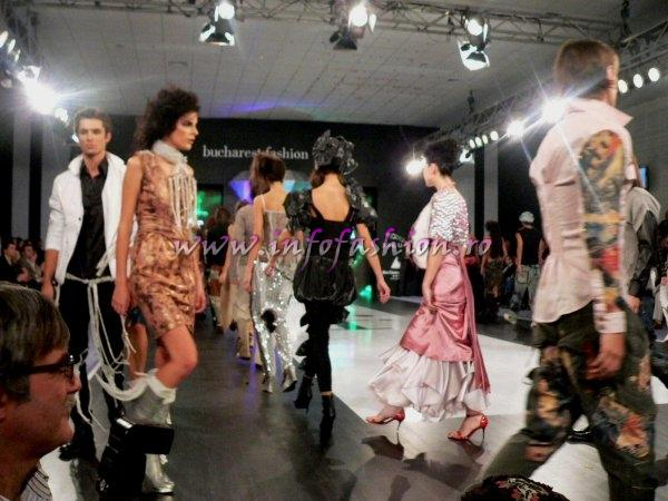 New Funky Fashion by Stefan Musca la Bucharest Fashion Week NOV.2007