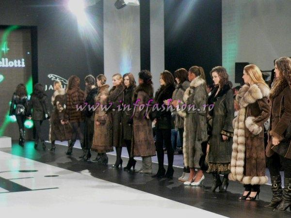 Bucharest Fashion Week 2007 - Langellotti Blanuri