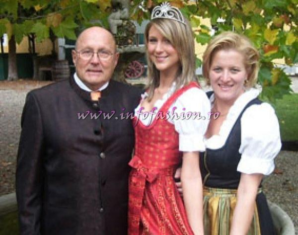 Erich Reindl, Evelyn Ulbl- Austria- Evelyn Ulbl at QUEEN OF THE WORLD 2007 and Eflfie Maisetschlaeger