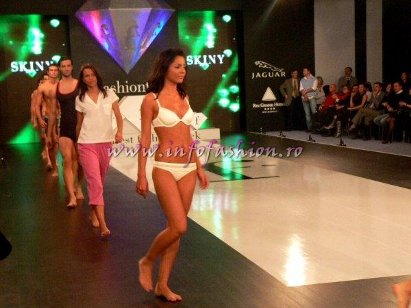 L_&_ Designeri Lenjerie /Lingerie Skiny Women & Men Underwear/ Lingerie la Bucharest Fashion Week /Posted Infofashion