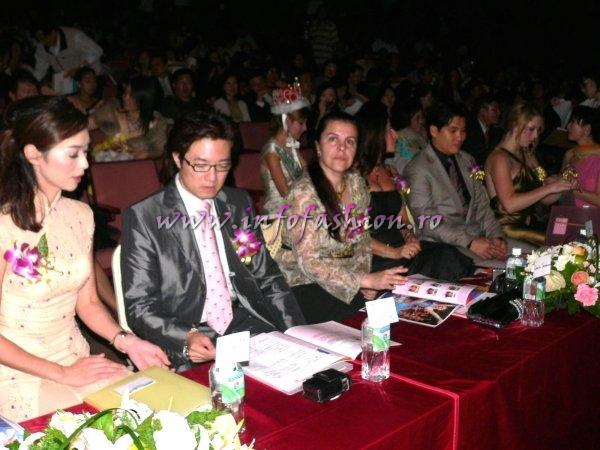 Panel Judges of Miss Young International 2007