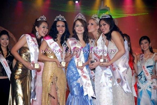 Sorina_Neacsu 2008 Romania Winner of Miss Tourism Metropolitan International and Miss Charm in Malaysia /org. InfoFashion.RO