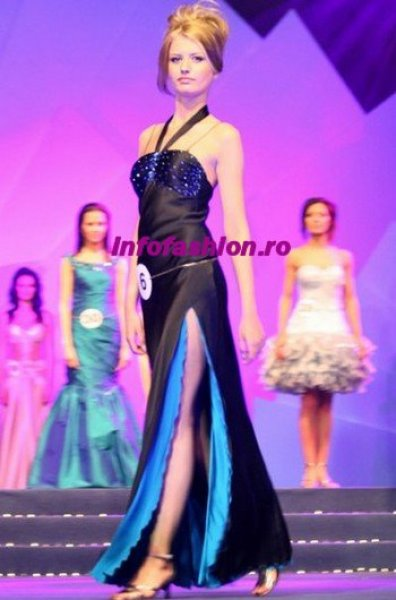 Bulgaria Mirena Georgieva at Miss Supranational 2009 in Poland
