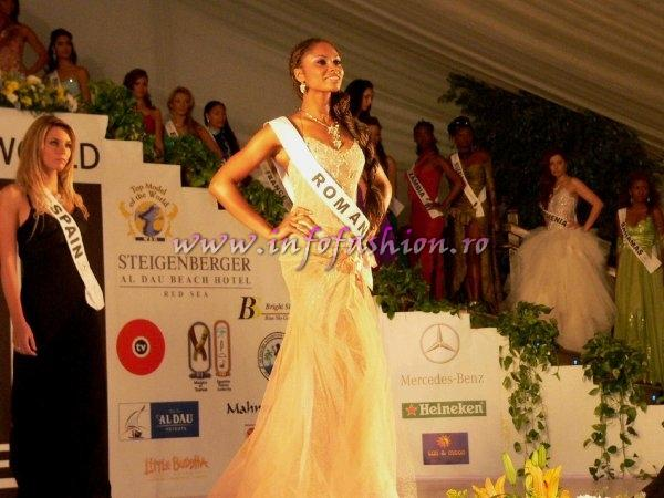 Top Model of the World 2007 Egypt, Evening Gown Collection