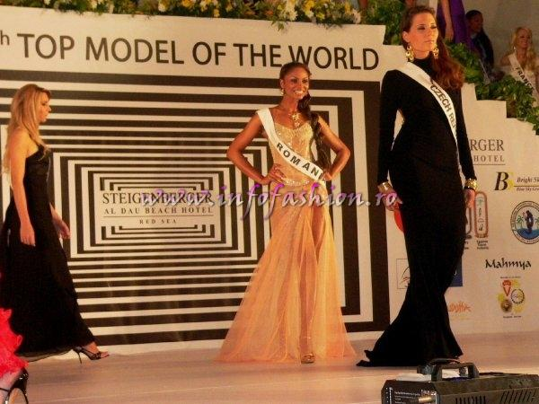 Czech_Rep_2008 Micaela Rehakova BEST IN CATWALK AWARD at Top Model of the World 2007 Egypt, Steigenberger Al Dau Beach Hotel