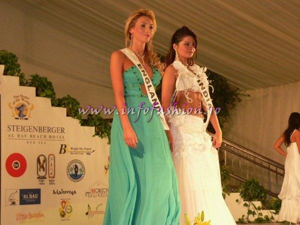 India- Kankana Bakshi at Top Model of the World 2007 Egypt, Steigenberger Al Dau Beach Hotel (18 JAN. 2008)