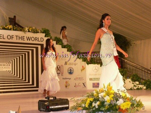 Philippines- Rosa Defino POPULATITY AWARD at Top Model of the World 2007 Egypt, Steigenberger Al Dau Beach Hotel (18 JAN. 2008)
