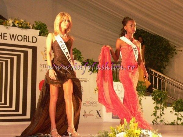 Poland- Beata Szuminska at Top Model of the World 2007 Egypt, Steigenberger Al Dau Beach Hotel (18 JAN. 2008)