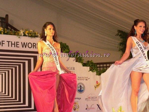 Puerto Rico- Dennise Ortiz at Top Model of the World 2007 Egypt, Steigenberger Al Dau Beach Hotel (18 JAN. 2008)