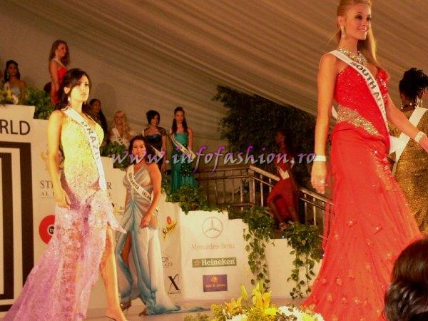 South Africa- Charlotte Smith at Top Model of the World 2007 Egypt, Steigenberger Al Dau Beach Hotel (18 JAN. 2008)