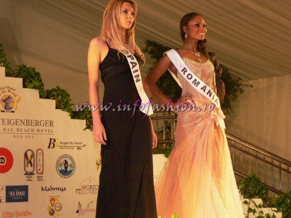 Spain- Carlota Tabarini at Top Model of the World 2007 Egypt, Steigenberger Al Dau Beach Hotel (18 JAN. 2008)
