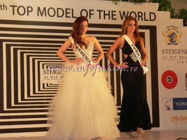 Turkey- Zeynep Ugur at Top Model of the World 2007 Egypt, Steigenberger Al Dau Beach Hotel (18 JAN. 2008)