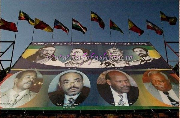 The Ethiopia Leaders and Presidents (Credit: Alessandro Zanazzo, Italy)