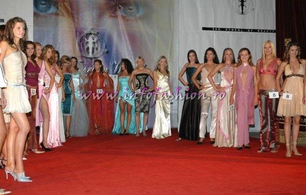 Platinum_2005 Ag InfoFashion 03 SEPT. Festival Valea Prahovei Miss Tourism Beauty Finala Nationala Romania FOTO CONCURENTE