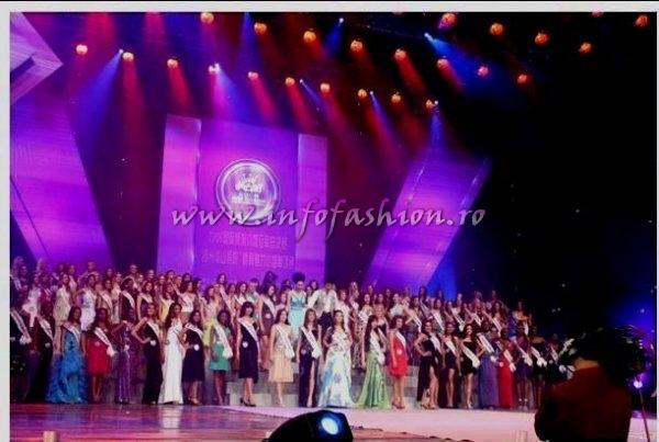 2008 Delia Duca & Subsidiary Awards at Miss Tourism Queen International in CHINA, Henan, 20 March-12 April (Pow. for Romania by Infofashion.ro Platinum Agency)