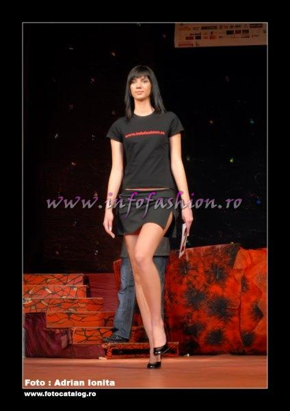 Alexandra Malita la Top Model of The World Romania