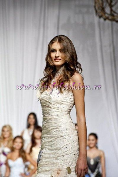 International Model of the Year 2009 Winner Romania- Simona Bitiusca, 1ru- New Zealand, 2ru- Czech Republic, 3ru- Indonesia, 4ru- Taiwan
