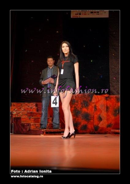 Alexandra Stoian la Top Model of The World Romania (WBO)