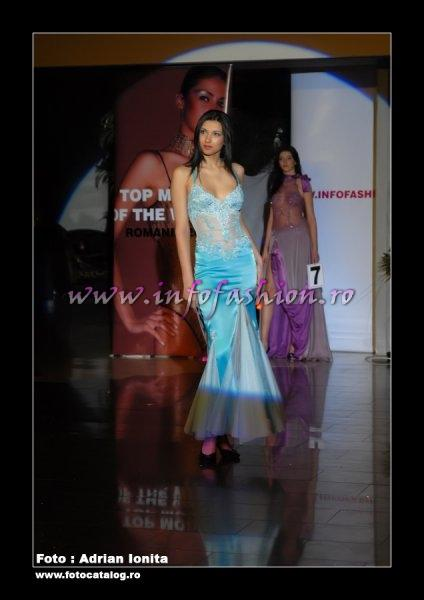 Mihaela_Chelariu 2008 Locul III la Top Model of The World Romania /org Infofashion M_178CM