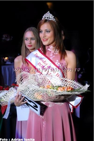 Top_Model of the World 2009 Winners in Germany. For Romania Monica Gyongyver Illyes WBO ed. 16/