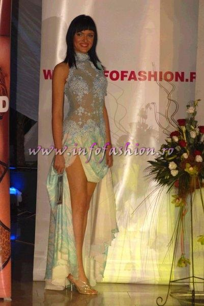 Alexandra Moldovan la Top Model of The World Romania