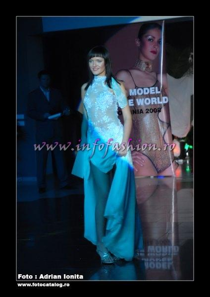 Alexandra_Moldovan 2008 Locul II la Top Model of The World Romania InfoFashion Platinum Ag.