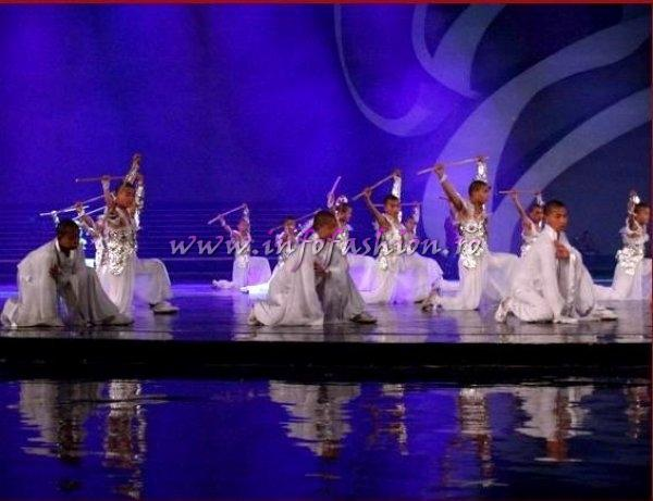 2008 Miss Tourism Queen International Final (10 April) in CHINA Stage and Rehearsal