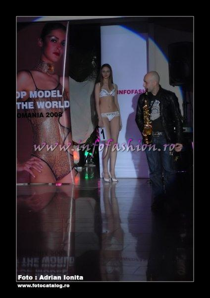 DAX the man with the SAX la Top Model of The World Romania si Miss Intercontinental Romania 2008 Pitesti