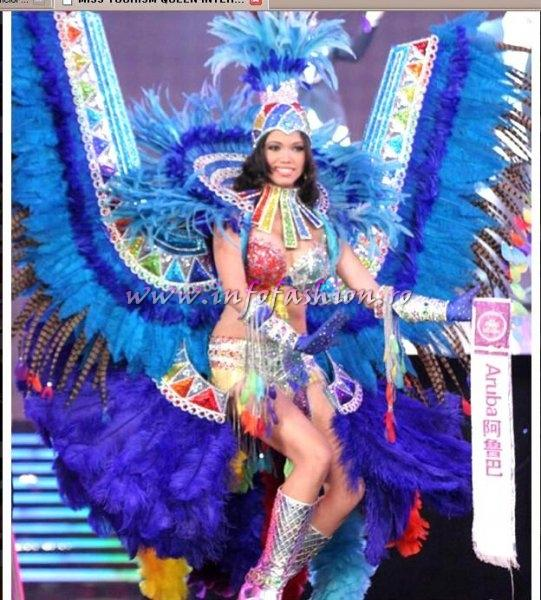 Aruba- Nabhilach Giannella Julieta Maria DE PALM at Miss Tourism Queen International in China 2008
