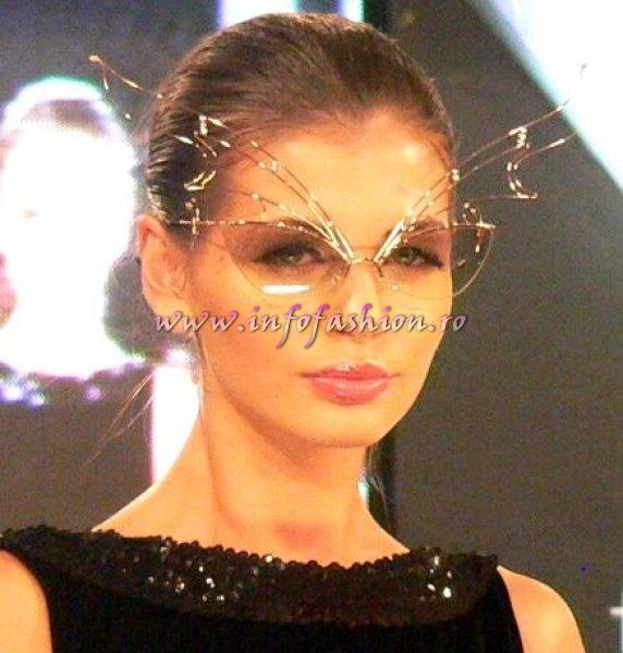 Sover Optica Design Ochelari la Bucharest Fashion Week