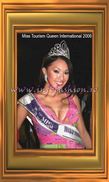 Philippines_2007 Justine Gabionza, Winner Miss Tourism Queen International 2006, VIP Guest at Grand Final Show in 2007, China