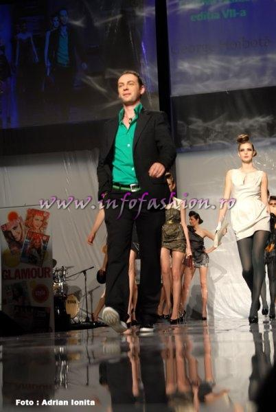 H_&_ Designeri George Hojbota Tinute elegante, seara, cocktail la Festivalul de moda Craiova Fashion /posted InfoFashion