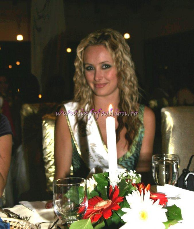 Australia at Model of the Universe & Miss Bikini World 2005 in Turkey
