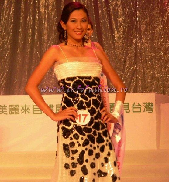 Philippines-Kristina Marie Jose at Final Miss Young International in Taiwan OCT. 2007