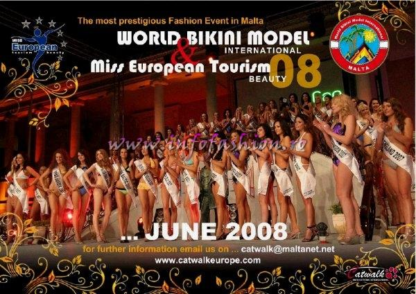 84.World Bikini Model in Malta. See you in 2009!