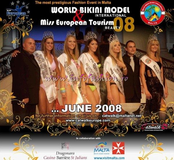 World Bikini Model International 2007 in Malta